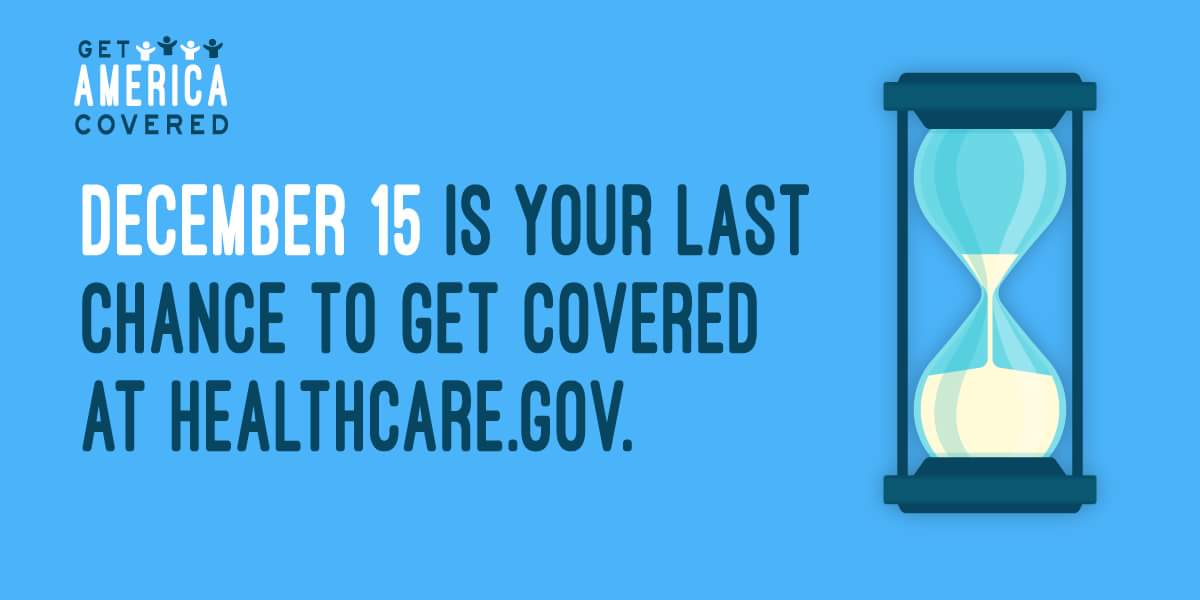Healthcare.gov Open Enrollment Ad